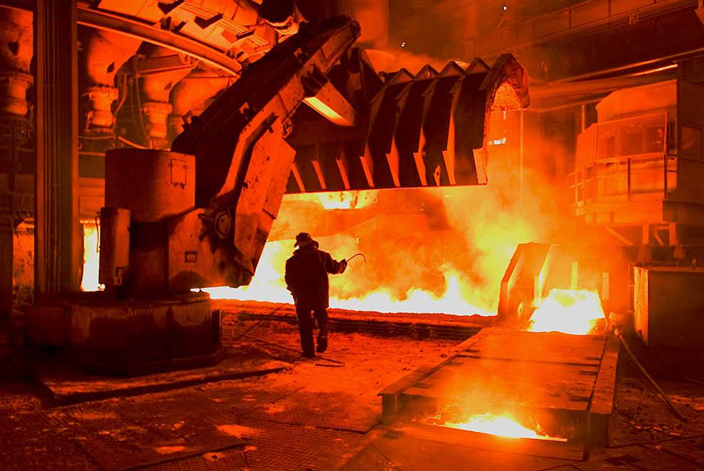 Проверка работоспособности литейного оборудования